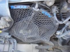 Вентилятор радиатора кондиционера. Mitsubishi Pajero, V45W Двигатель 6G74