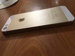 Apple iPhone 5s. Новый, 16 Гб, Желтый, Золотой