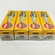 Свеча зажигания NGK 1263 (BP6ET