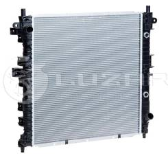 Радиатор охл. SsangYong Kyron/Actyon (05-) AT LRc17130