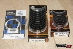 Вкладыши ACL Mitsubishi EVO 4-9 4G63 шатунные коренны. Mitsubishi Lancer Evolution, CN9A, CP9A, CT9A, CT9W 4G63, 4G63T