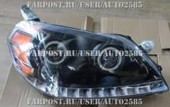 Фары Toyota Mark JZX 110 2002-2004 линза диодные черные