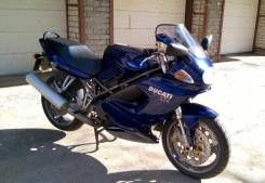 Ducati ST4. 916куб. см., исправен, птс, с пробегом