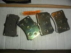 Колодка тормозная. Mazda Training Car, BHA7P, BHALP Mazda Familia, BG3P, BG3S, BG5P, BG5S, BG6P, BG6R, BG6S, BG6Z, BG7P, BG8P, BG8R, BG8RA, BG8S, BG8Z...