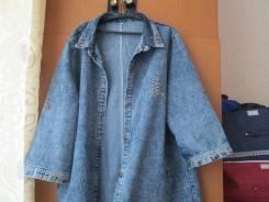 Куртки джинсовые. 64