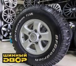 "Toyota. 8.0x16"", 5x150.10, ET60, ЦО 110,0мм."