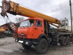 Ивановец КС-45717К-3Р. Продается автокран ивановец КС-45717К-3Р, 11 700куб. см., 25 000кг., 29м.