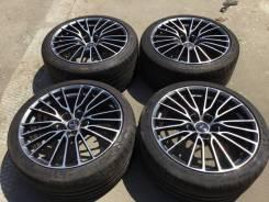"Разноширокие летние колёса R19 5*114,3 Lexus. 9.0/10.0x19"" 5x114.30 ET50/41"