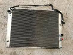 Радиатор охлаждения двигателя. BMW 5-Series, E60, E61 BMW 6-Series, E63, E64 Двигатели: N43B20OL, N52B25UL, N53B25UL, N53B30OL