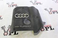 Крышка двигателя. Audi A4