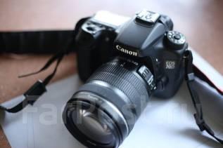 Canon EOS 70D Kit. 20 и более Мп