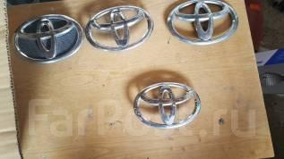 Эмблема. Toyota Highlander, GSU45, GSU40L, ASU40, GVU48, GSU40, MHU48 Toyota Kluger V, GSU45 Двигатели: 2GRFE, 1ARFE, 2GRFXE, 3MZFE