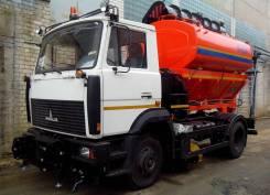 Коммаш КО-713Н-40. КО-713Н-40 (ПС+ПМ+ПЛ+ЩО) на шасси МАЗ-4380С0 Евро-5