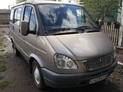 ГАЗ 2217 Баргузин. Продается Газель Баргузин, 7 мест