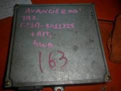 Блок управления 4wd. Honda Avancier, TA2 Двигатель F23A