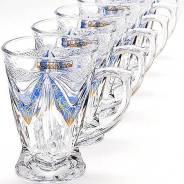 Набор стаканов 150мл 6шт Loraine LR-20223