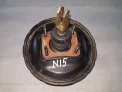 Вакуумный усилитель тормозов. Nissan: Sentra, Lucino, Rasheen, Pulsar, Almera, Sunny Двигатели: GA16DE, SR20DE, SR18DE, CD20, GA14DE