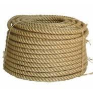 Веревка джутовая 12мм *100м/п