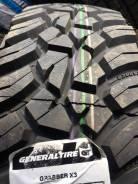 General Tire Grabber X3. Грязь MT, 2017 год, без износа, 4 шт
