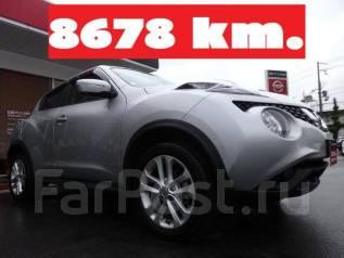 Nissan Juke. автомат, передний, 1.5, бензин, 8 678тыс. км, б/п. Под заказ