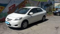 Toyota Belta. Без водителя