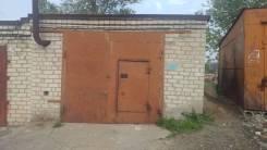 Гаражи кооперативные. улица Путятинская 135, р-н Трудовое, 43кв.м., электричество, подвал. Вид снаружи