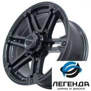 """Sakura Wheels. 8.0x17"""", 6x139.70, ET15, ЦО 110,5мм."""