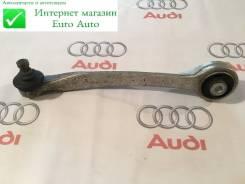 Рычаг подвески. Audi: RS6, A4, S6, A6, RS4, S4 Двигатели: BCY, BRV, 1Z, 7A, AAH, AAT, ABB, ABC, ABP, ACK, ACZ, ADP, ADR, AEB, AFB, AFC, AFF, AFN, AFY...