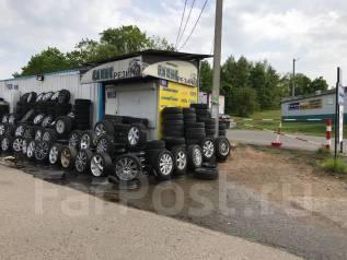 Продам две торговые точки по продаже авто резины на авторынке