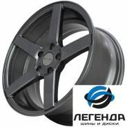 """Sakura Wheels. 7.5x17"""", 5x114.30, ET40, ЦО 73,1мм."""