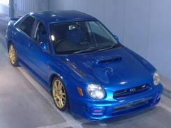 Subaru Impreza. механика, 4wd, 2.0, бензин, 97тыс. км, б/п, нет птс. Под заказ