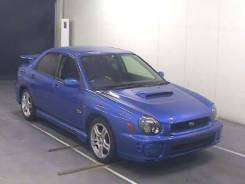 Subaru Impreza. автомат, 4wd, 2.0, бензин, 116тыс. км, б/п, нет птс. Под заказ
