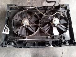 Радиатор охлаждения двигателя. Mazda Atenza, GH5AP, GH5AS, GH5AW, GH5FP, GH5FS, GH5FW, GHEFP, GHEFS, GHEFW Mazda Mazda6, GH Двигатель L5VE