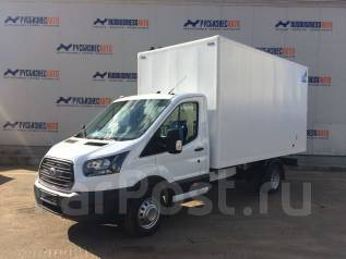 Ford Transit. Chassis C/CAB 470E, 4x2