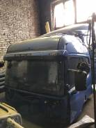 Кабина. Scania P