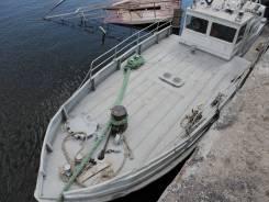 Костромич. 1986 год год, длина 17,00м., двигатель стационарный, 150,00л.с., дизель