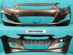 Бампер. Hyundai Accent Hyundai Solaris, RB Двигатели: G4FC, G4FA. Под заказ
