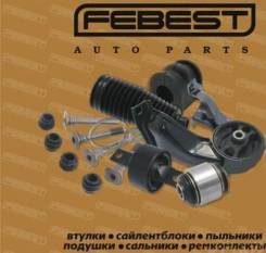 Пыльник амортизатора. Nissan: Pathfinder, Terrano, Ambulance, Terrano Regulus, Elgrand Infiniti QX4, JR50 Двигатели: VG33E, VQ35DE, QD32TI, TD27TI, ZD...