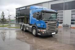 Scania P380. Продается седельный тягач 6X4 2011 г. в., 12 000куб. см., 30 000кг.