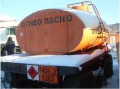Vologdamash. Пищевой прицеп цистерна Вологодские Машины ЯДИШ-ВМ-8357 912801, 1 000кг.