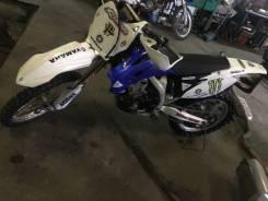 Yamaha YZ 450F. 450куб. см., исправен, птс, с пробегом