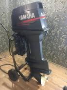 Yamaha. 63,00л.с., 2-тактный, бензиновый, нога X (635 мм), 2004 год год