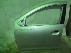 Дверь боковая. Renault Logan, L8 Renault Sandero, 5S Двигатели: H4M, K4M, K7M, D4F