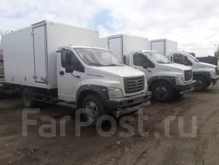 ГАЗ ГАЗон Next C31R41. Автофургон на шасси ГАЗон Next, 4 700куб. см., 5 000кг., 4x2