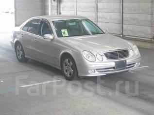 Mercedes-Benz E-Class. W211, M112 949