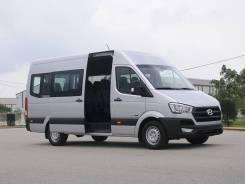 Hyundai H350. микроавтобус Хендэ цельнометаллический, 12 мест, В кредит, лизинг