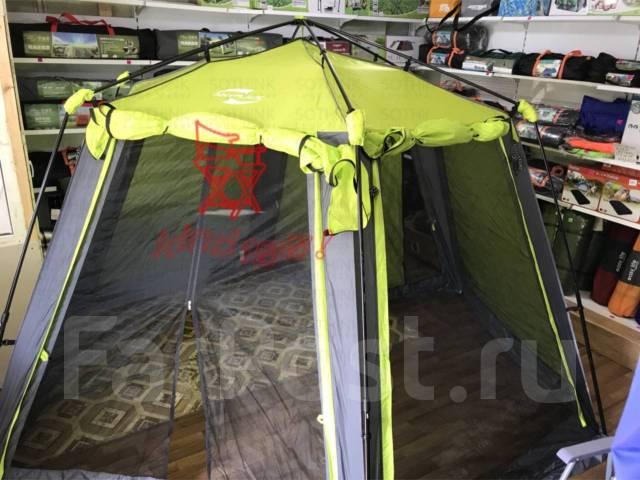 Палатки-кухни.