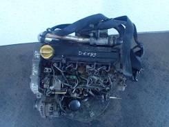 Двигатель (ДВС) Renault Clio 2 (1.5DCi 8v 65лс K9K 704)