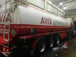 Parcisa. Продам бочку бензовоз алюминий 40 М3 CAA-3ES, 38 570кг.