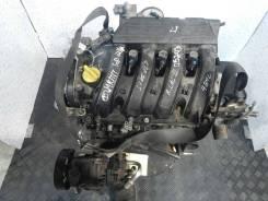 Двигатель Renault Laguna 2 (2.0i 16v 135лс F4R 714)